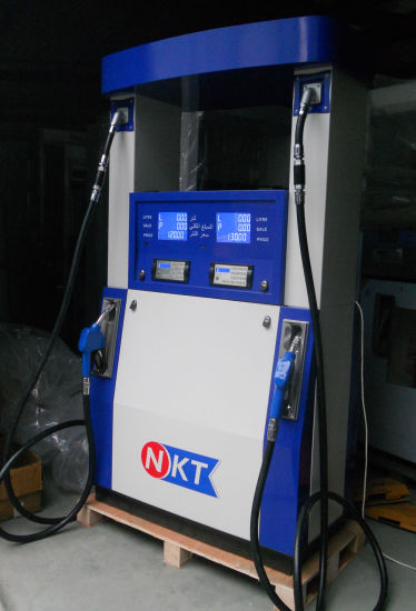 Four Nozzle Fuel Dispenser for Fuel Station (RT-K244)
