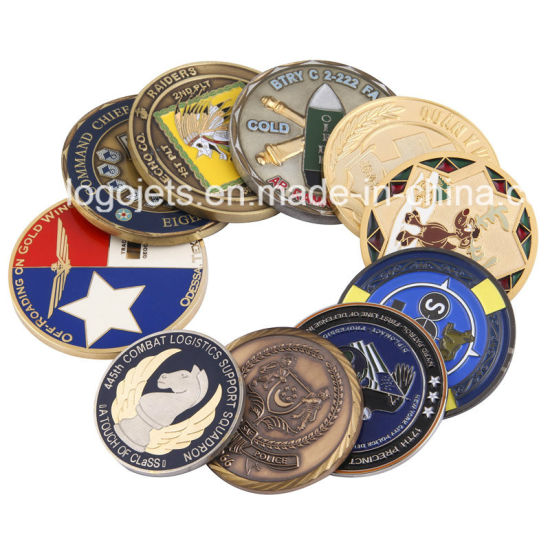 30+ Years Manufacture Excellent Challenge Coin
