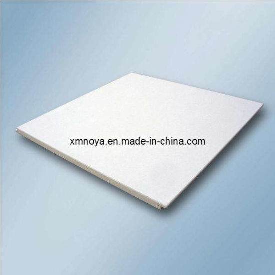 Fireproof Acoustic Soundproof Fiberglass Wool Suspended Ceiling Board for Decoration