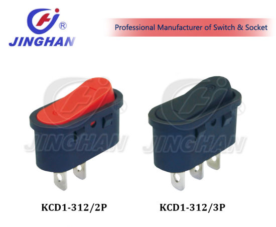 Rocker Switch Manufacturer, Switch Factory, Switch Customization