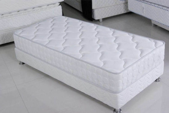 China Export Quality Low Cost Comfortable Single Bed Mattress