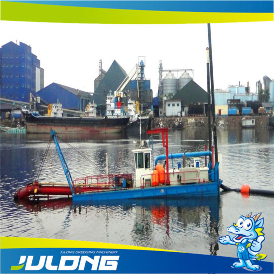 Professional Cutter Suction River Dredger for Sand Mining