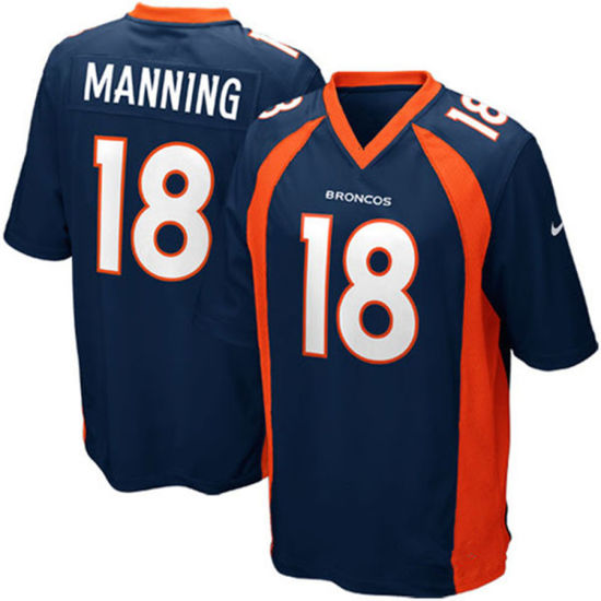China Men Women Youth Broncos Jerseys 18 Peyton Manning Football ...