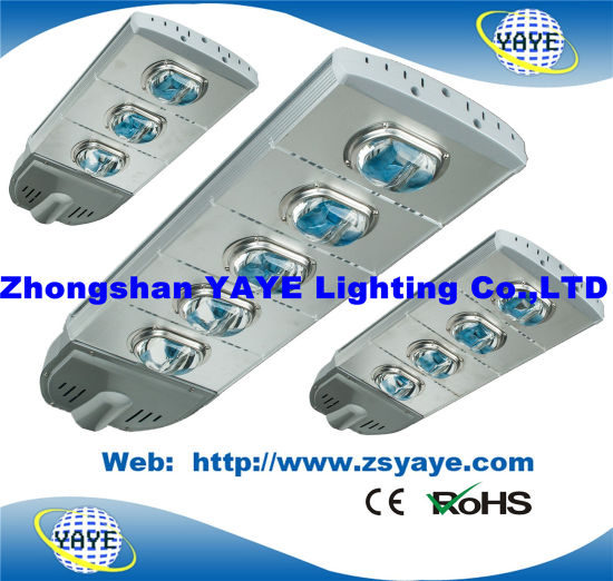 Yaye 18 Hot Sell 50W/100W/150W/200W/250W/300W COB LED Street Light / LED Street Lamp with Ce/RoHS/2/3/5 Years Warranty