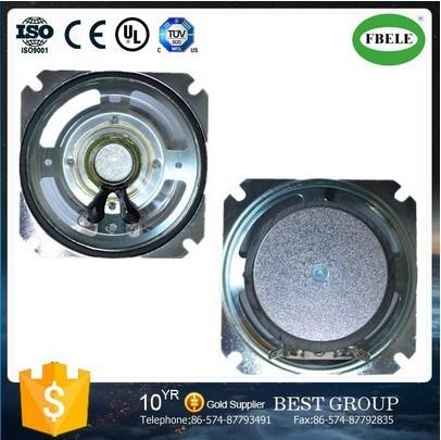 Fbs87 3.5inch 87mm 16ohm 12W High Quality Multimedia Speaker (FBELE)