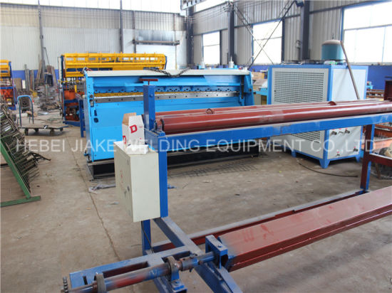 Steel Wire Rolled Mesh Welding Machine for 3mm-5mm pictures & photos