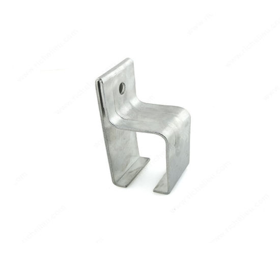Customized Aluminum Rail Section Stamping Parts pictures & photos
