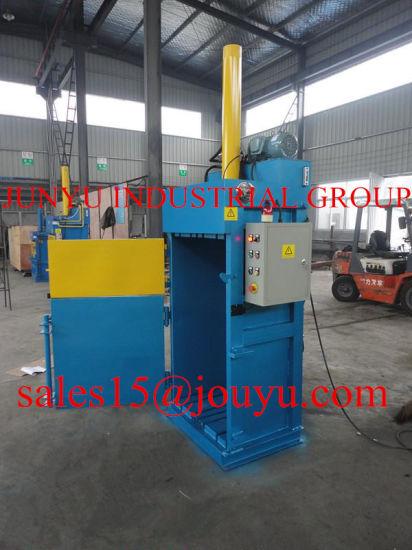 Waste Carton Box Hydraulic Baler