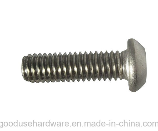 M6 Stainless Steel Button Head Tamper Resistant Torx Security Screws QTY 20