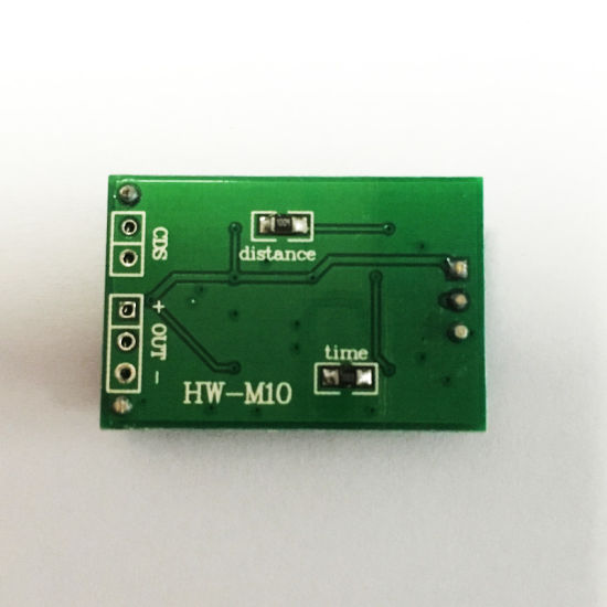 High Frequency 10.525GHz Microwave Module for Auto-Control System pictures & photos