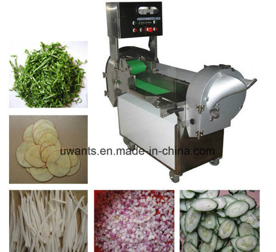 Ce High Efficiency Automatic Muti Purpose Vegetable Cutter pictures & photos