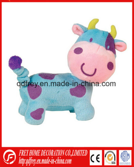 Cute Soft Baby Promotion Toy of Plush Hippo