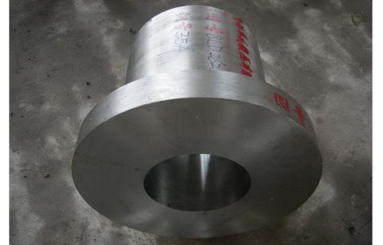 AISI DIN Alloy Steel Forging CNC Machining Ring Roll Forging Part for Engineering pictures & photos