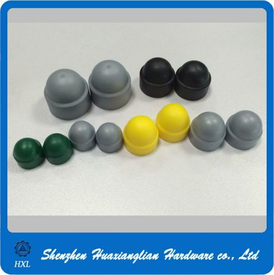 M6/M8/M10/M12 Colorful Plastic Caps Covers for Hex Socket Head Screws pictures & photos
