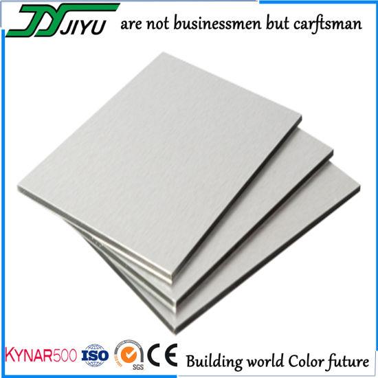 Jiyu Exterior 4mm Decorative Aluminum Composite Panel