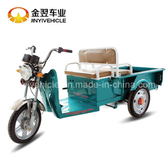 Electric Tricycle for Passanger with Two Seat pictures & photos