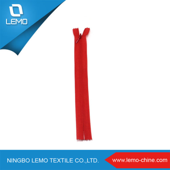 3# Invisible Closed End Nylon Zipper Tailor Sewing Accessories pictures & photos