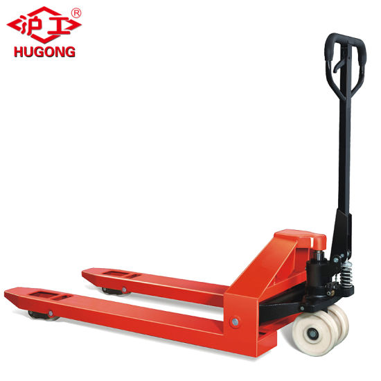 Heavy Duty AC Pump 2 Ton Hand Pallet Truck pictures & photos