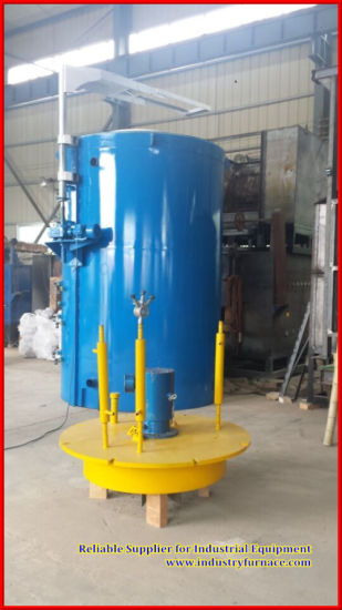 China Electric Resistance Nitriding Furnace for Hot Sale