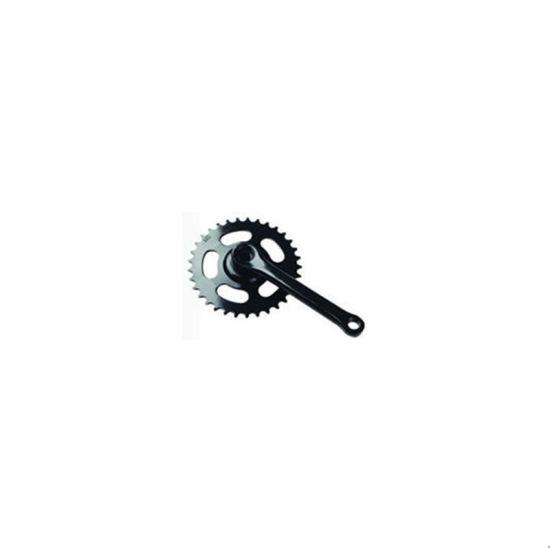 Chainwheel & Crank for MTB Bicycle
