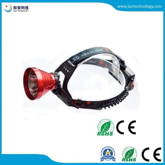 18650 Rechargeable Aluminum Alloy IP65 Camping CREE R5 10W LED Head Lamp