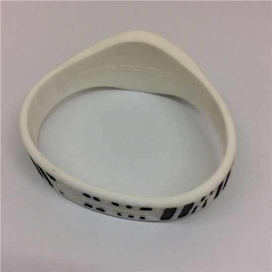 Promotional Gift Funny Customize Silicon Rubber Band pictures & photos