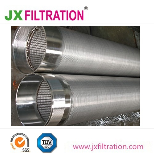 Stainless Steel Johnson Screen Pipe pictures & photos
