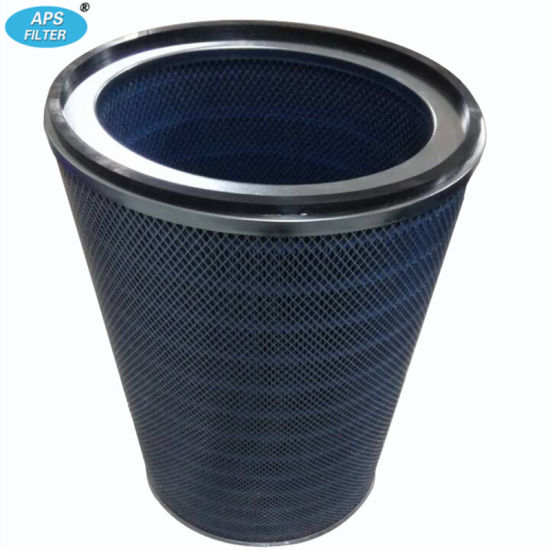 Industrial High Performance Dust Collector Oval Air Filter (P191889)