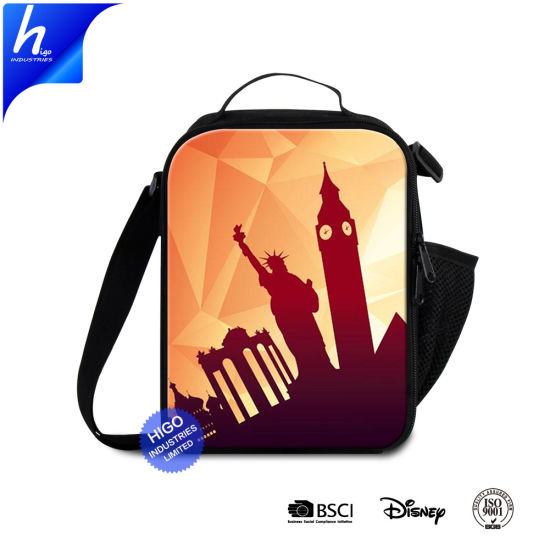 463fef756292 China Insulated Lunch Bag for Kids Cooler Bag Cute Food Lunch Sack ...