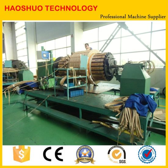 China electric motor transformer coil winding machine for Electric motor winding machine