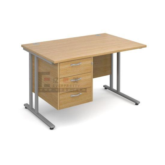 China Cheap Computer Table Design School Teacher Office Desk For