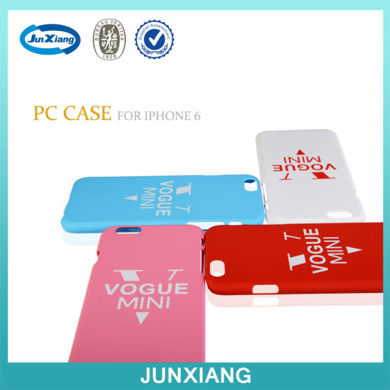 Colorful OEM Mobile Phone PC Cell Phone Case for iPhone 6 pictures & photos