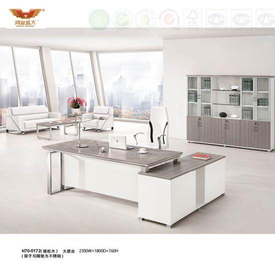 High Quality Modern Boss Office Furniture Office Desk for Manager Desk