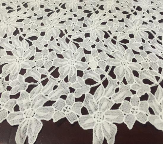 Spot Supplies Stretch Lace Fabric for Women Dress