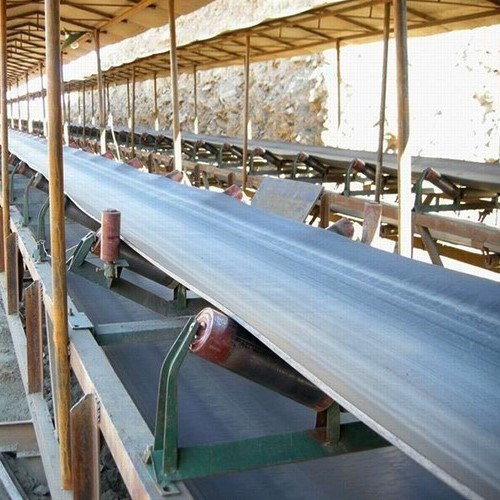 Heavy-Duty Mining Telescopic Fixed Belt Conveyor pictures & photos