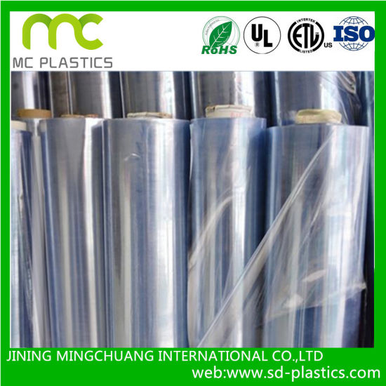China PVC Color Sheet Rolls for Window Protective - China PVC ...