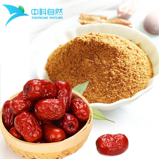 Red Date Extract with Fruit Powder