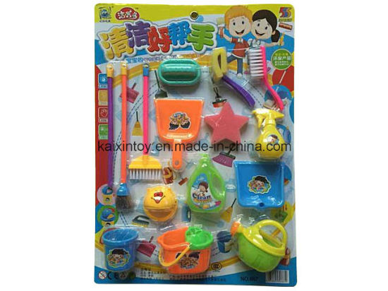 Little Helper Toys of Cleaning Tools pictures & photos