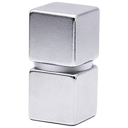 N50 20X10X2mm Neodymium Block Magnet for Electronic Products