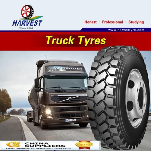 Tubeless Radial Truck Tyres 315/80r22.5 pictures & photos