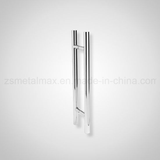 China Stainless Steel Glass Shower Wooden Interior Door Pull Handle