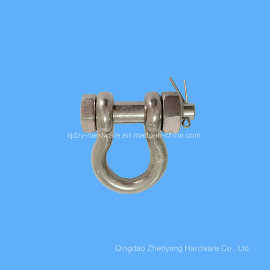 Stainless Steel Us Secutity Bow Shackle G2130