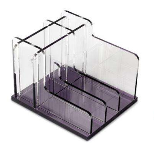 Wholesale Clear Acrylic Countertop Plastic Holder Menu pictures & photos