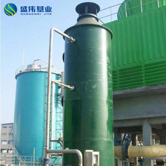 China HCl H2so4 Acid Gas Purification Scrubber - China Acid