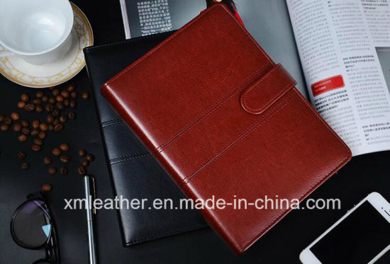 2017 Handmade Leather Diary Business Journal pictures & photos