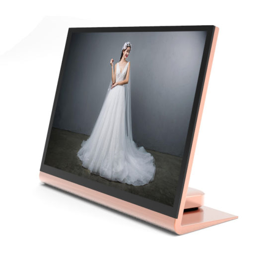10inch Aluminium Digital Photo Frame