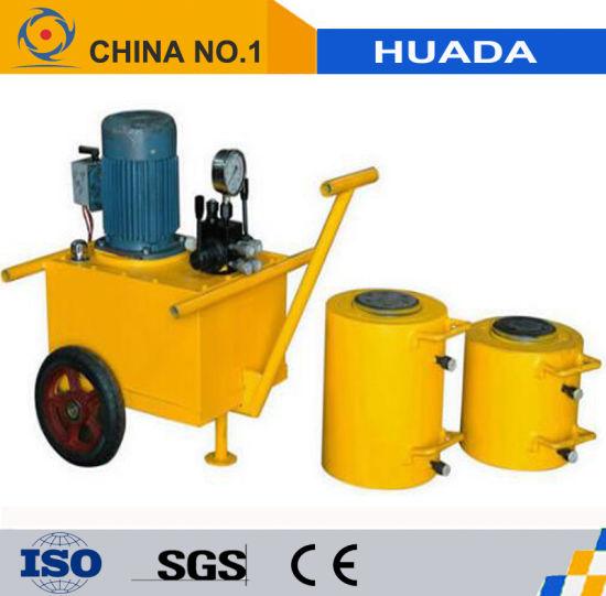Used for Moving, Overturning Large Size Hydraulic Jack
