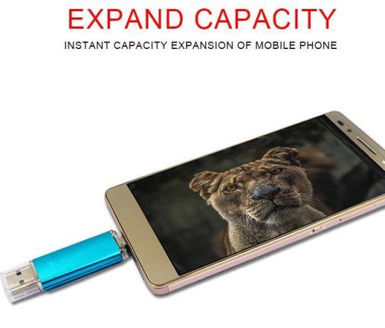 Good Price Smartphone OTG USB Flash Pen Drive 8GB 16GB 32GB 64GB