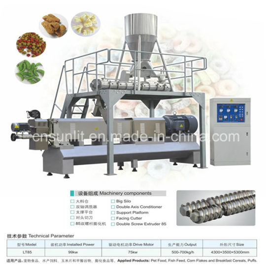 Corn Flake Making Machine pictures & photos