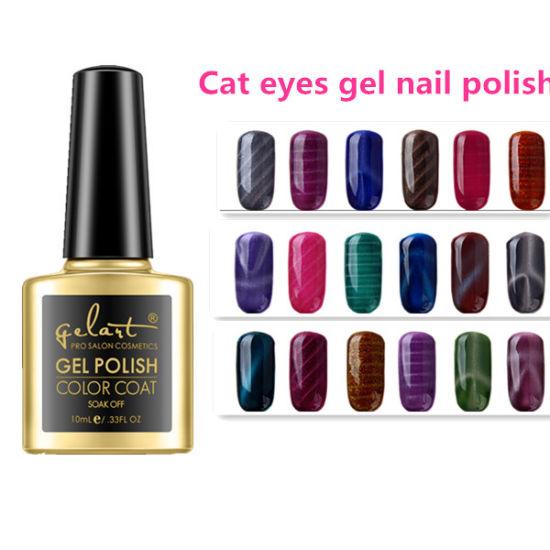 China High Quality Factory Sell Cat Eyes Nail Polish Gel - China Cat ...